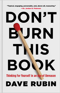 Don't Burn This Book cover